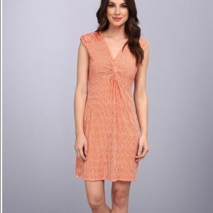 LAUNDRY by Shelli Segal twist front dress,2!NWT